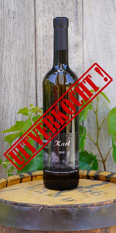 Karl 2020 Wijndomein Wetterberghe